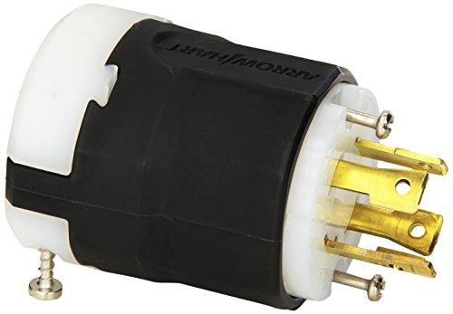 Generac 6397 30-Amp 125/250V L14-30 Male Plug