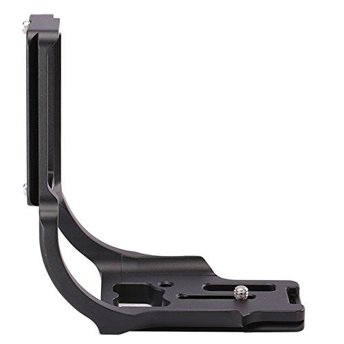 LEOFOTO LPN-D850B Dedicated L Plate for Nikon D850 Camera w Battery Grip Arca / RRS Compatible by Leofoto