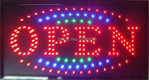 Sign Closed Window (LED