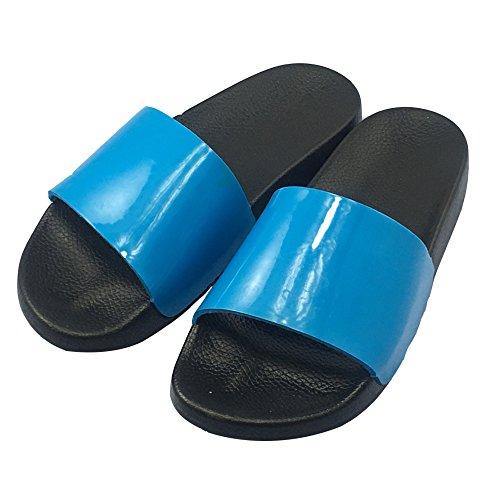 Slippers Summer 43 Da Appiccicose Korean 41 Scarpe Blue GUANG Scarpe XING British Home Sandali Blue Spiaggia Trends Popolari Cork OaHw0qwx5