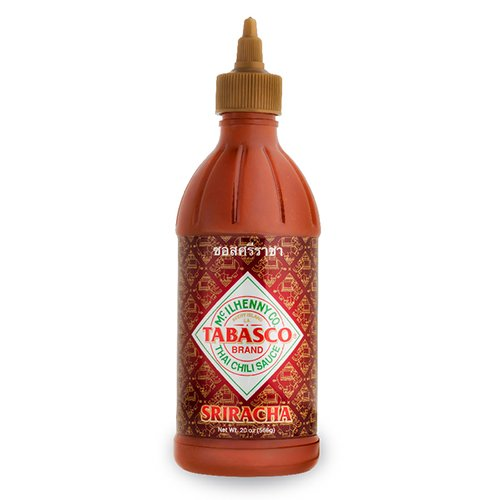TABASCO Sriracha Hot Chili Sauce - 20 Oz. Bottle