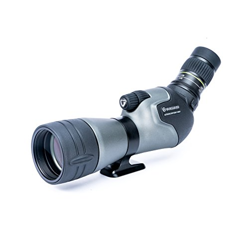 Vanguard Endeavor HD 65A Angled Eyepiece Spotting Scope, 15-45 x 65, ED Glass, Waterproof/Fogproof