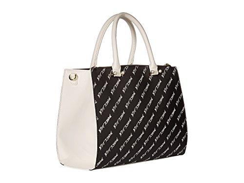 In Betsey Womens Johnson Satchel Bag Bag Multi Black qq8vxH
