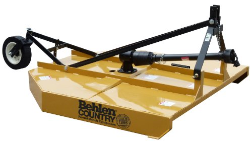 (Behlen Country 80110040YEL Medium Duty Rotary Cutter, 4-Feet)