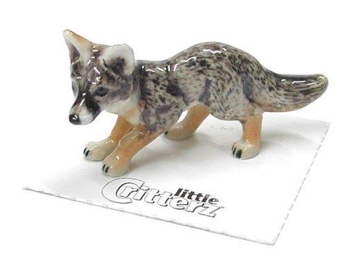 - 1 X FOX GRAY