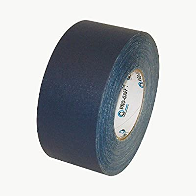 Pro Tapes Pro-Gaff Gaffers Tape: 3 in. x 55 yds. (Dark Blue)