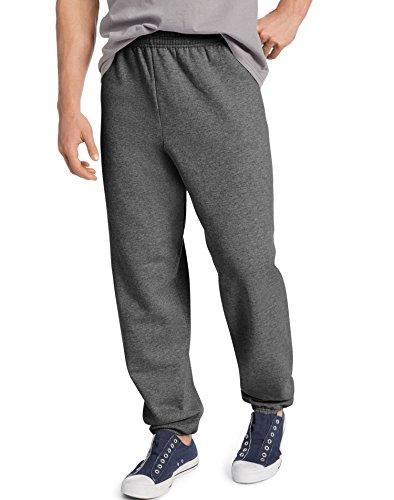 Hanes ComfortBlend EcoSmart Men`s Sweatpants - Best-Seller, P650, L