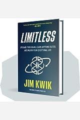 Jim Kwik : Limitless Hardcover