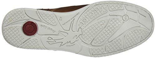 Cordones Zapatos Fluchos Marrón Derby Para Hombre brown De Sumatra 5tqPrxwq1
