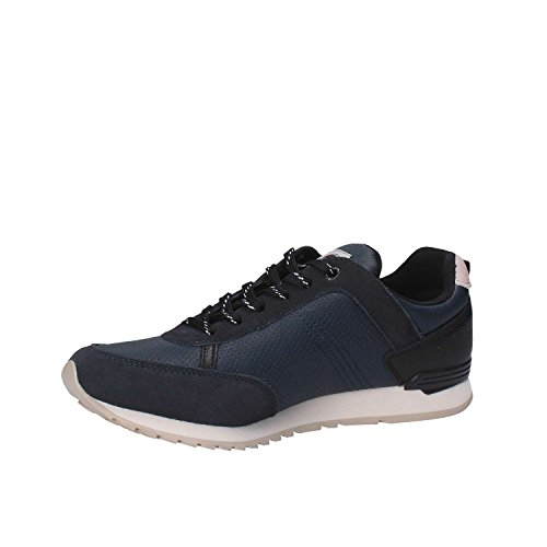 023 COLMAR Drill Travis Navy Turnschuhe Black TRAVISD023BLACK SSEpqw