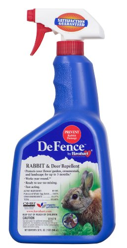 Havahart Defence Ready to Use 32 oz Rabbit & Deer Repellent 5600