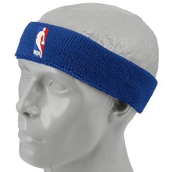 charme de coût sélectionner pour authentique meilleurs prix FBF Originals Headband NBA Bandeau Homme, Royal, FR Unique ...