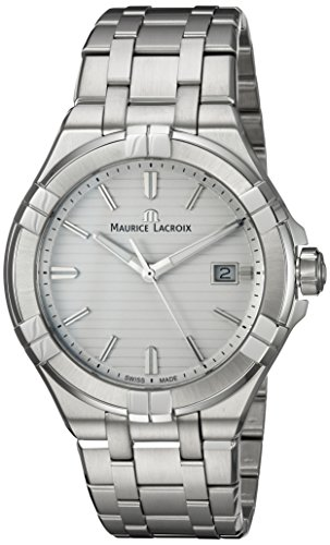 maurice-lacroix-mens-aikon-quartz-stainless-steel-casual-watch-colorsilver-toned-model-ai1008-ss002-