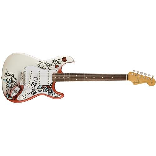 Fender Limited Edition Jimi Hendrix Monterey Stratocaster Signature Electric Guitar