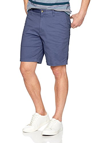 Nautica Men's Chino Bermuda Shorts Blue in Size 31W