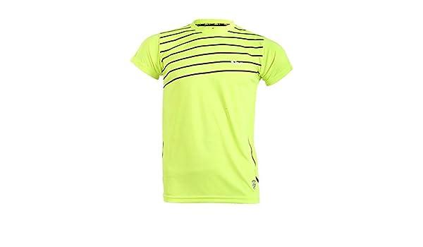 Siux Camiseta Break Amarilla: Amazon.es: Deportes y aire libre