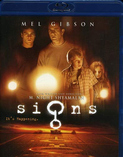 Signs [Blu-ray] (Dollar Store Signs)
