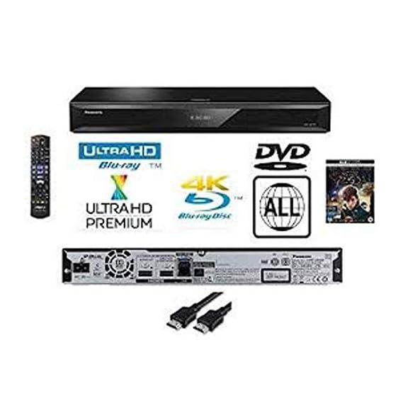 panasonic DMP-UB400 High-Res Audio Playback 4k Ultra HD Blu-ray Player