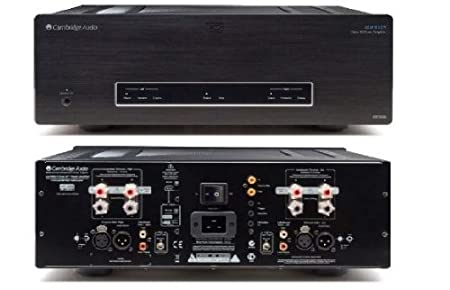 Amazon.com: Cambridge Audio Azur 851W Class XD Flagship Power Amplifier in Black: Home Audio & Theater