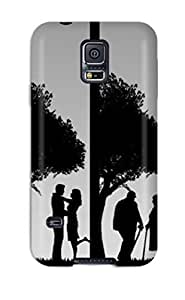 For Galaxy S5 Case - Protective Case For AndreaPope Case by lolosakes