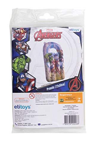 Prancha etitoys Estampa Avengers