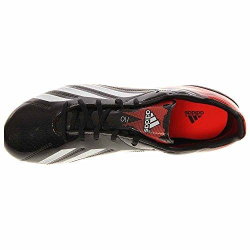 Adidas Menns F10 Trx Fg Fotballsko Svart / Hvit / Infrarød