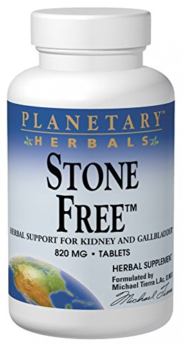 Planetary Herbals Stone Free 820mg, Herbal Support for Kidney and Gallbladder, 270 tablets