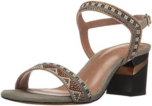 Lola Cruz Women's 304z04bk Dress Sandal
