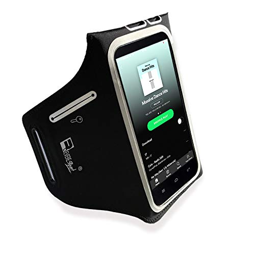 Waterproof Samsung Galaxy S10 Running Armband. Sports Phone Case Holder for Runners & Gym Exercise