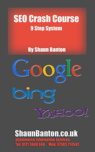 SEO Crash Course - 9 Step Search Engine Optimisation System (100% Guaranteed Results)