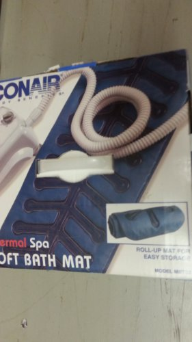 Conair Thermal Spa Soft Bath Mat (Mat Spa Conair Bath)