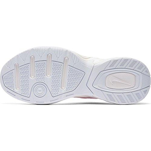 white Foam pink Zapatillas phantom Mujer W Rosa Tekno Gimnasia Nike M2k Para De 600 black TCOqwnvzx