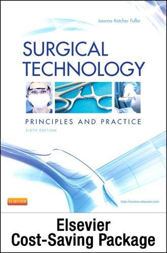 Surgical Technology - Text and Workbook Package, 6e