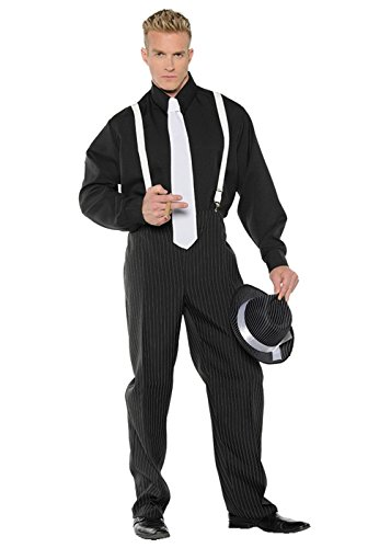 [1920s Gangster Man Costume] (Gangster Shoes)