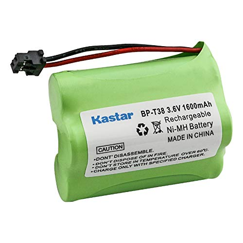 EM-CPB-486B - Ni-CD, 3.6 Volt, 900 mAh, Ultra Hi-Capacity Battery - Replacement Battery for Sony BP-T38 Cordless Phone Battery