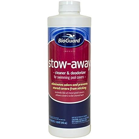 BioGuard Stow Away 1 Qt 2 Pack