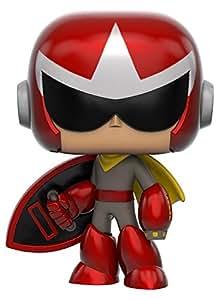 Funko - Figurine Megaman - Proto Man Pop 10cm - 0889698103480