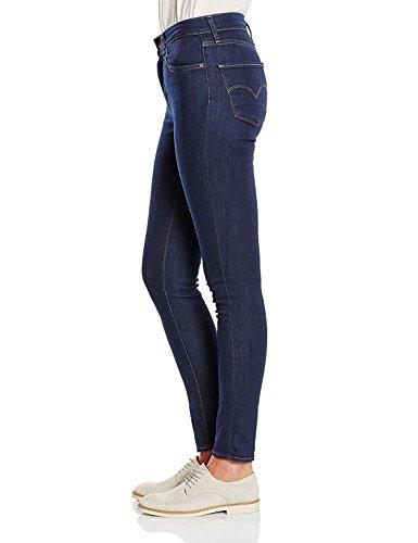 High 721 Levi's Donna Skinny Rise Jeans Blau Da 8Fxgqw5