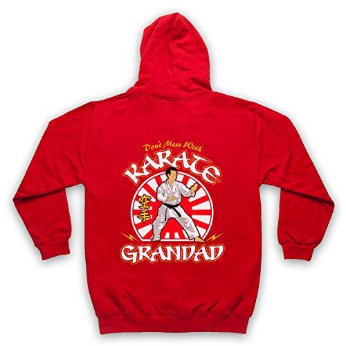 Capuche A Arts amp; Rouge Martial Des Don't With Eclair My Adultes Art Grandad Fermeture Mess Avec Clothing Expert Sweat Un Karate Icon gqvwOwxC6
