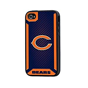 Chicago Bears Rugged Case for Apple iPhone 5 / ipod touch4