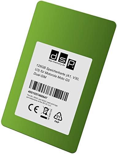 Dsp Memory 128gb Speicherkarte Für Motorola Moto G5 Computer Zubehör