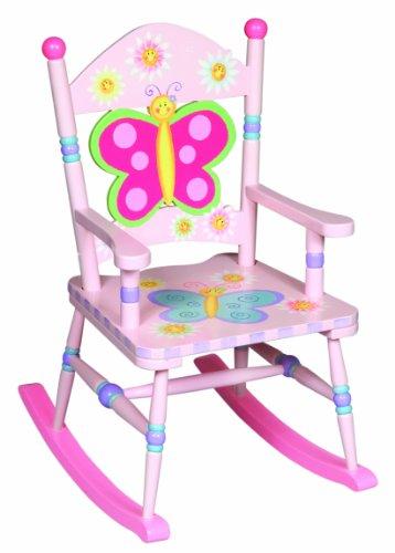 Guidecraft Butterfly Around Rocking Chair by Guidecraft
