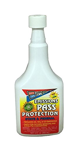 Berryman 0212 Emissions Pass Protection, 12 oz. Easy Pour-In Long-Neck Bottle