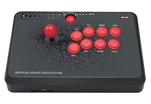 Mayflash F500 Arcade Fight Stick for PS4/PS3/XBOX ONE/Xbox 360/PC/Android/Switch/NEOGEO mini (Best Xbox 360 Style Controller For Ps3)