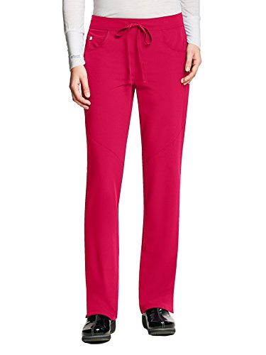 Signature Drawstring Pants - Grey's Anatomy Signature 2210 Drawstring Pant Watermelon M Petite