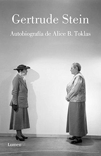 Autobiografía de Alice B. Toklas (Spanish Edition) by [Stein, Gertrude]