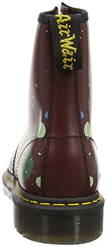Classic Red Adulti Classic 1460 rosso Boots cherry Martens Stivali 1460 Red Unisex Dr Dr Splatter Martens Red Adults' Ciliegia Splatter Unisex nqxap7zCBw
