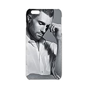 Distinctive handsome mature man Cell Phone Case Cover For Apple Iphone 6 Plus 5.5 Inch 3d