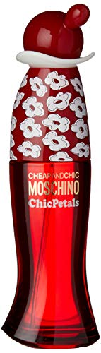 Moschino Cheap and Chic Chic Petals EDT Spray for Women, 1.7 Ounce