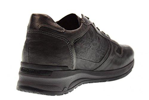 Donna Basse Scarpe Piombo A719220D NERO GIARDINI Sneakers 109 fqwxEI